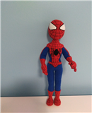 Amigurumi Spiderman